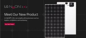 LG zonnepanelen en Enphase micro-omvormers