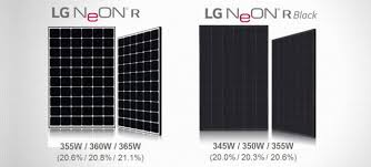 Smart LG R modules SolarEdge slimme modules