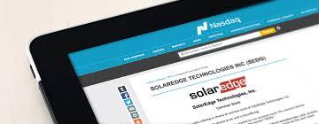 SolarEdge kopen de Israëlische UPS co Gamatronic
