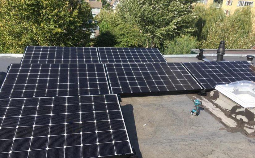 AEG zonnepanelen voor Duitse strijdkrachten projecten in Nigeria