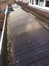 Montagemateriaal zonnepanelen