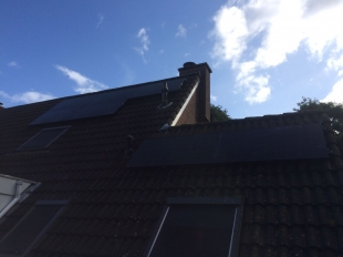 Refenties zonnepanelen