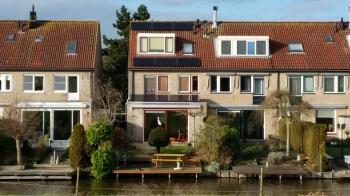 Zonnepanelen meerdere dakvlakken